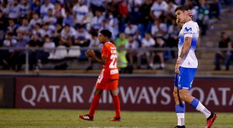 """Zampedri: """"No conseguimos en los últimos metros el partido que queríamos"""""""