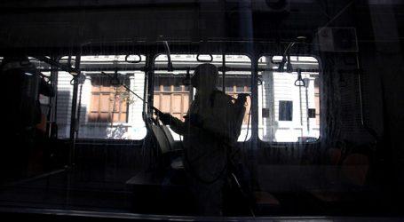 MTT refuerza sanitización en buses del sistema de transporte público