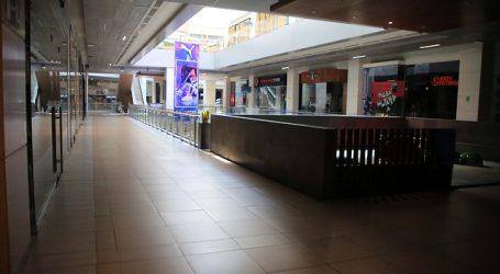 Gobierno anunció el cierre de los centros comerciales a partir de este jueves
