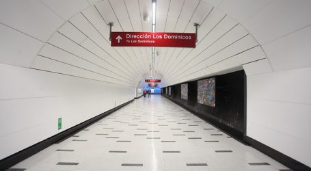 Metro de Santiago confirmó que seguirá funcionando en comunas en cuarentena