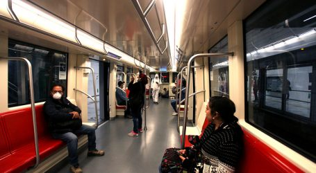 MTT destacó funcionamiento del transporte público durante este lunes