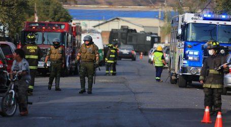 Caso confirmado de coronavirus generó incidentes en cárcel de Puente Alto