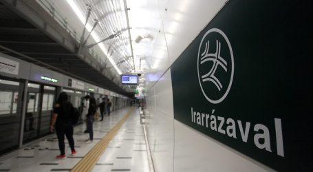 Operación del transporte público capitalino tuvo una baja del 82% ayer lunes