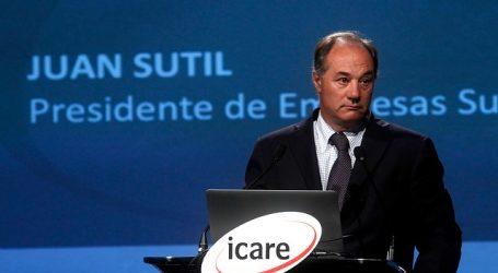 Comité Ejecutivo de SOFOFA decide apoyar a Juan Sutil para presidencia de CPC