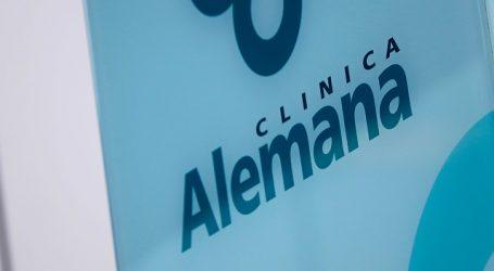 Paciente contagiada de coronavirus es médico de la Clínica Alemana