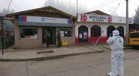 Corte de Temuco confirma condena por robo en caja de compensación en Galvarino