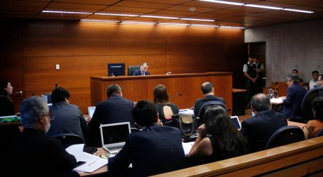Caso Huracán: Preparación del juicio oral fue fijado para el próximo 4 de mayo