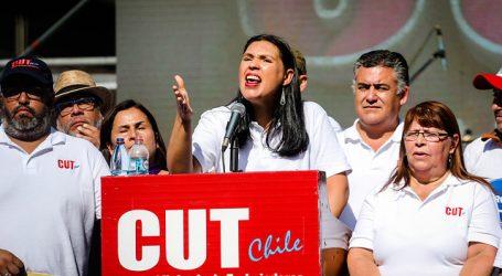 Sin llamado a marchar la CUT conmemorará Día Internacional del Trabajador