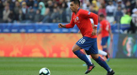 """Gonzalo Jara: """"Siempre he sido un agradecido de la Selección"""""""