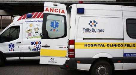 Ministro Mañalich confirmó filtración de agua en Hospital Félix Bulnes