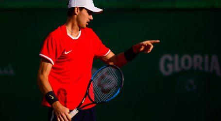 """Nicolás Jarry y pérdida de su ranking ATP: """"hay que aceptarlo no más"""""""
