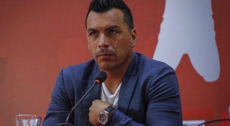 """Esteban Paredes: """"Con todo lo que ha pasado, es difícil pensar en el retiro"""""""