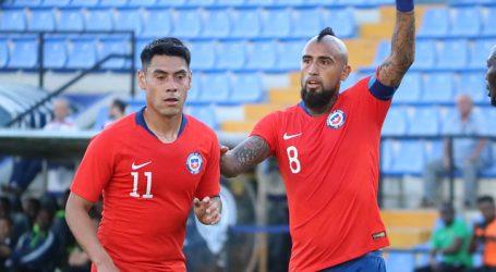 Arturo Vidal anunció importante donación a la Cruz Roja en Chile