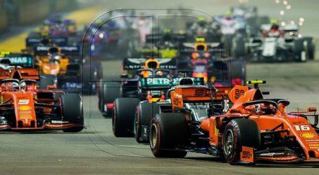 F1: El Gran Premio de Francia es la décima carrera suspendida por el coronavirus