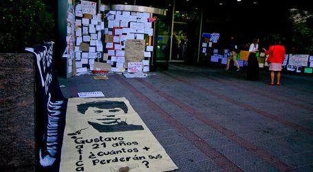 Sumario no descarta lesiones infringidas por manifestantes a Gustavo Gatica
