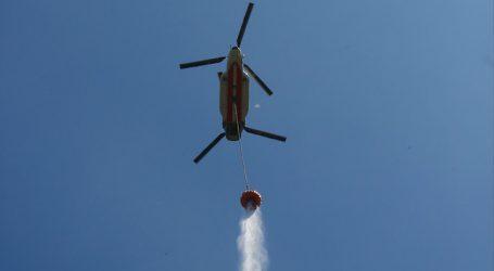 Declaran Alerta Roja para la comuna de Galvarino por incendio forestal
