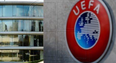 La UEFA analizará el 23 de abril el futuro de sus competiciones