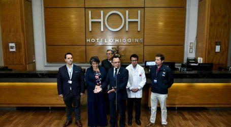Comenzó inducción de personal que atenderá en residencia de Hotel O'Higgins
