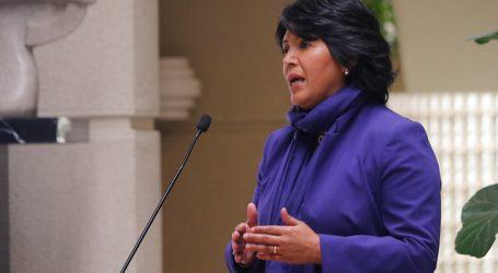 Provoste critica fallo de Corte de Apelaciones que favorece a violadores de DDHH