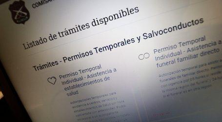 "Usuarios reportaron problemas para gestionar permisos en ""Comisaría virtual"""