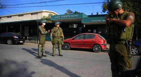 Covid-19: Gobierno anuncia medidas especiales para cárcel de Puente Alto
