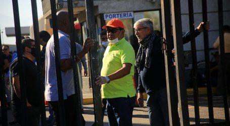 Expreso Norte detiene operaciones y ofrece recinto para hospital de campaña