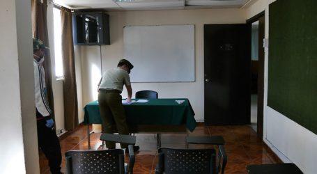 Visitan comisaría desde donde se realizarán controles de detención remotos