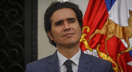 Ministro de Hacienda lanza el portal Pago Oportuno