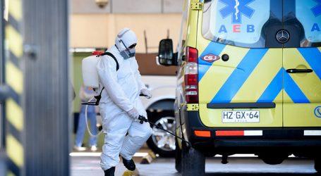 CORE RM aprueba más de $2.400 millones en ambulancias por COVID-19