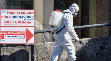 COVID-19:Las Condes y Temuco tienen la mayor cantidad de contagiados en el país