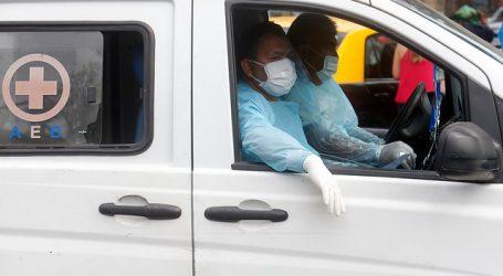 Gobierno Regional de Tarapacá entrega 10 mil mascarillas para personal de salud