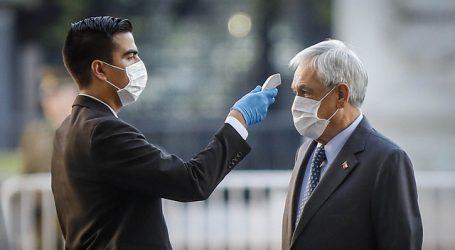 Ingresan denuncia contra Presidente Piñera tras visita a Plaza Baquedano
