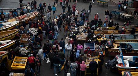 Semana Santa: Aplican estricta fiscalización en Caleta Portales por COVID-19
