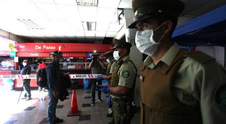 Confirman caso de joven con COVID-19 que se trasladó en bus a La Araucanía