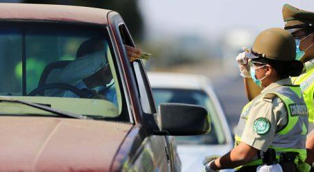 Coquimbo: Autoridades destacan disminución de flujo vehicular por Semana Santa