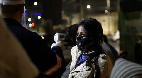 Pulso Ciudadano: 85,4 cree que se debe decretar cuarentena total en Chile