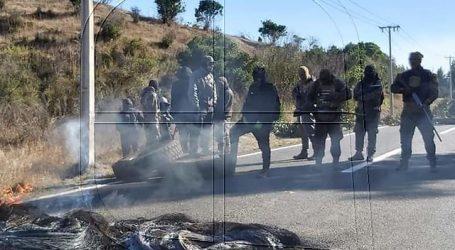 Confirman uso de auto bomba en ataque en ruta entre Cañete y Tirúa