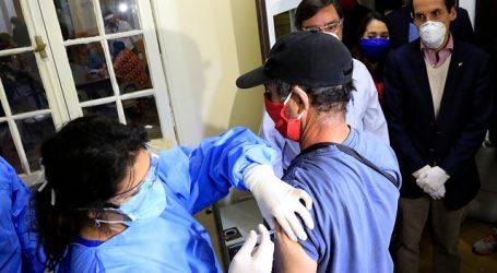 Viña del Mar llama a registrarse para vacunación vía online