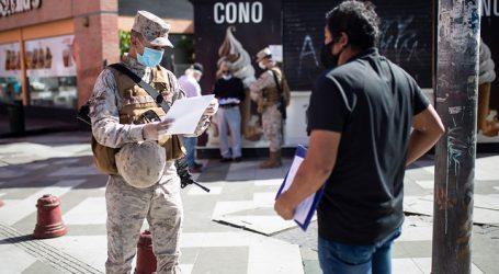 289 personas incumplieron toque de queda el fin de semana en Coquimbo