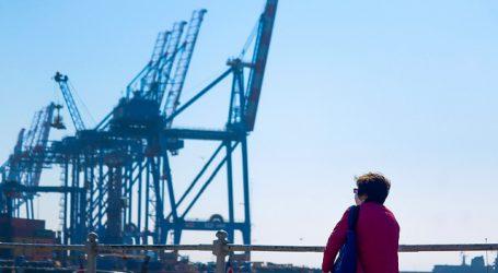 Rinden homenaje a trabajadores del Puerto de Valparaíso