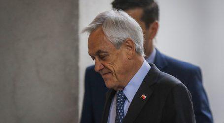Piñera anuncia proyecto de ingreso familiar de emergencia a familias vulnerables