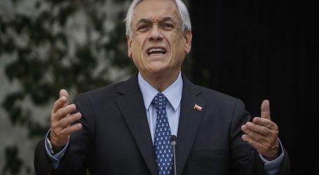 """Presidente Piñera: """"Hay que prepararse para la siguiente pandemia, la recesión"""""""