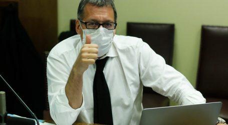 """Lagos Weber (PPD) critica idea de """"nueva normalidad"""" instalada por el Gobierno"""