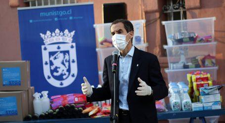 Municipalidad de Santiago lanza canal de YouTube con contenido educativo