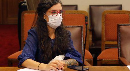 Diputada Vallejo acusa trabas atramitación de proyecto que nacionaliza las AFP