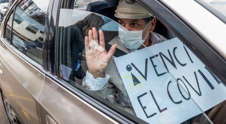 Primer paciente COVID-19 fue dado de alta en Hospital Carlos Van Buren