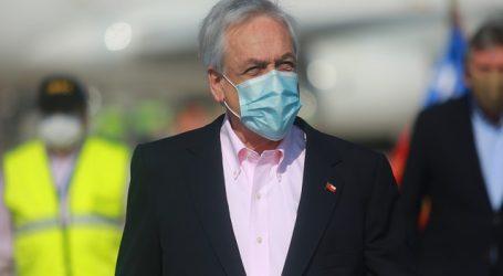 Presidentes Piñera y Fernández sostienen comunicación telefónica tras impasse