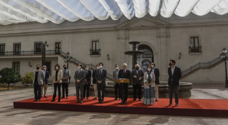 Piñera puso en marcha ley que impulsa crédito a pymes con garantías del Estado