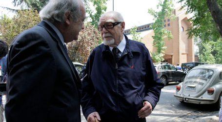 Gobierno realiza homenaje a Sergio Onifre Jarpa en La Moneda