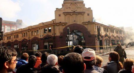 Confirman fallo sobre demanda de municipio por incendio de mercado de Temuco